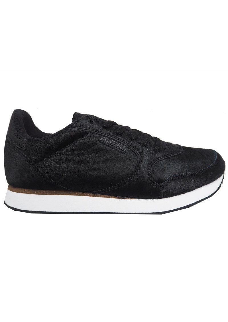 WODEN Ydun II Pony Trainers - Black main image