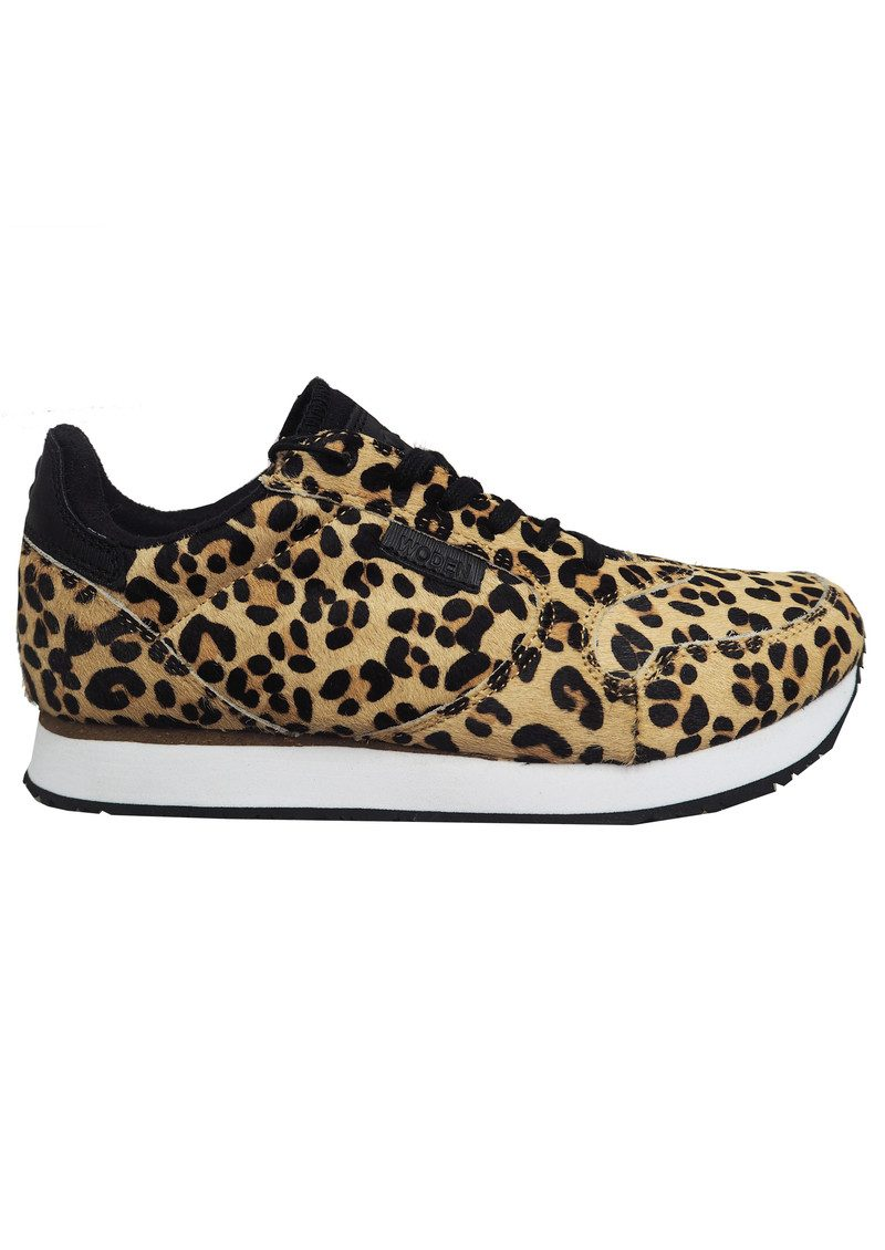 WODEN Ydun II Pony Trainers - Leopard main image