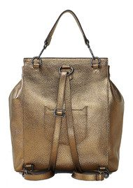 Liebeskind Wisconsin Backpack Leather Bag - Heavy Pebble