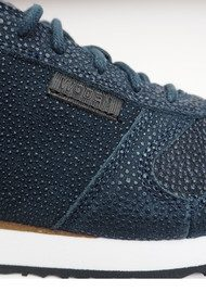 WODEN Ydun Pearl Trainers - Navy
