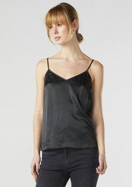 Twist and Tango Sia Slip Top - Forest