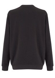 SOUTH PARADE Alexa Noir Sweater - Smoke Black