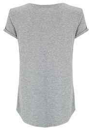 SOUTH PARADE Valerie Tee - Heather Grey