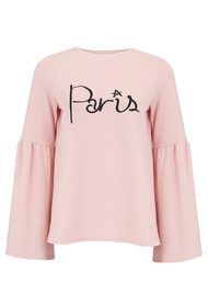 SOUTH PARADE Christy Top - Pink