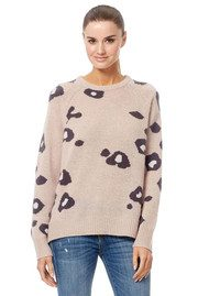 360 SWEATER Courtney Cashmere Jumper - Rose Quartz