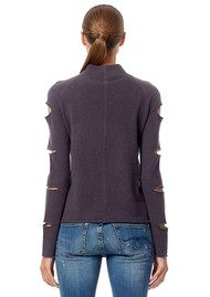 360 SWEATER Amanda Cashmere Jumper - Cement