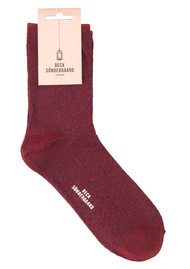 Becksondergaard Dina Small Dots Socks - Winetasting