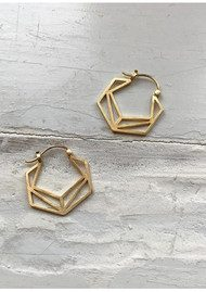 PERNILLE CORYDON Icon Earrings - Silver