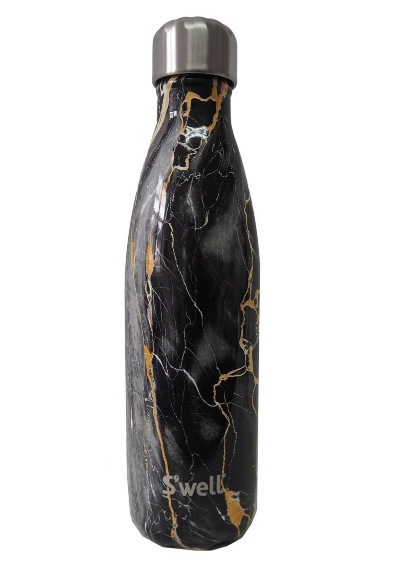 Swell The Element 17oz Water Bottle Bahamas Gold Marble