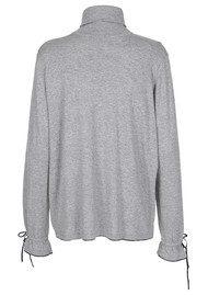 CUSTOMMADE Hasel Pullover - Grey Melange