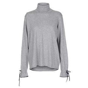 Hasel Pullover - Grey Melange