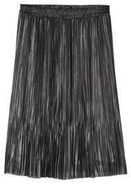 Maison Scotch Below knee pleated skirt - Colour 0010