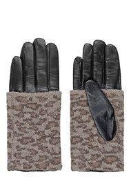 Becksondergaard Barre Leather Gloves - Multi