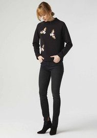 Twist and Tango Blair Sweater - Black