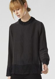 Twist and Tango Mia Blouse - Black