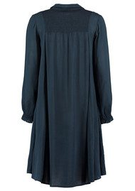 NOOKI Anya Swing Dress - Midnight