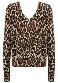Essentiel Onyx Printed Sweater - Combo 1 Plantation