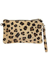NOOKI Leo Clutch Bag - Leopard