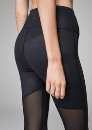 VARLEY Kingman Leggings - Black Camo