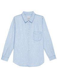 Rails Ingrid Denim Shirt - Anchors