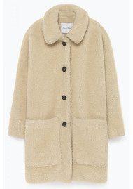 American Vintage Patidole Coat - Ecru