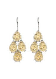 ANNA BECK Chandelier Earrings - Gold