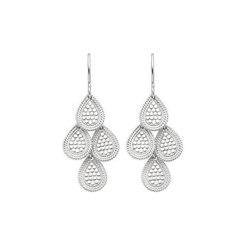 Chandelier Earrings - Silver