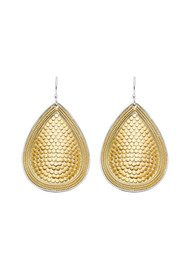 ANNA BECK Teardrop Earrings - Gold
