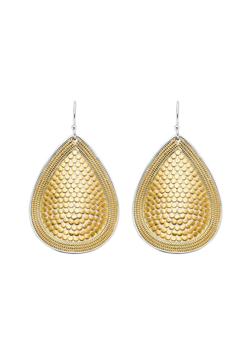 ANNA BECK Teardrop Earrings - Gold main image