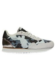 WODEN Nora II Trainers - Sea Fog Grey