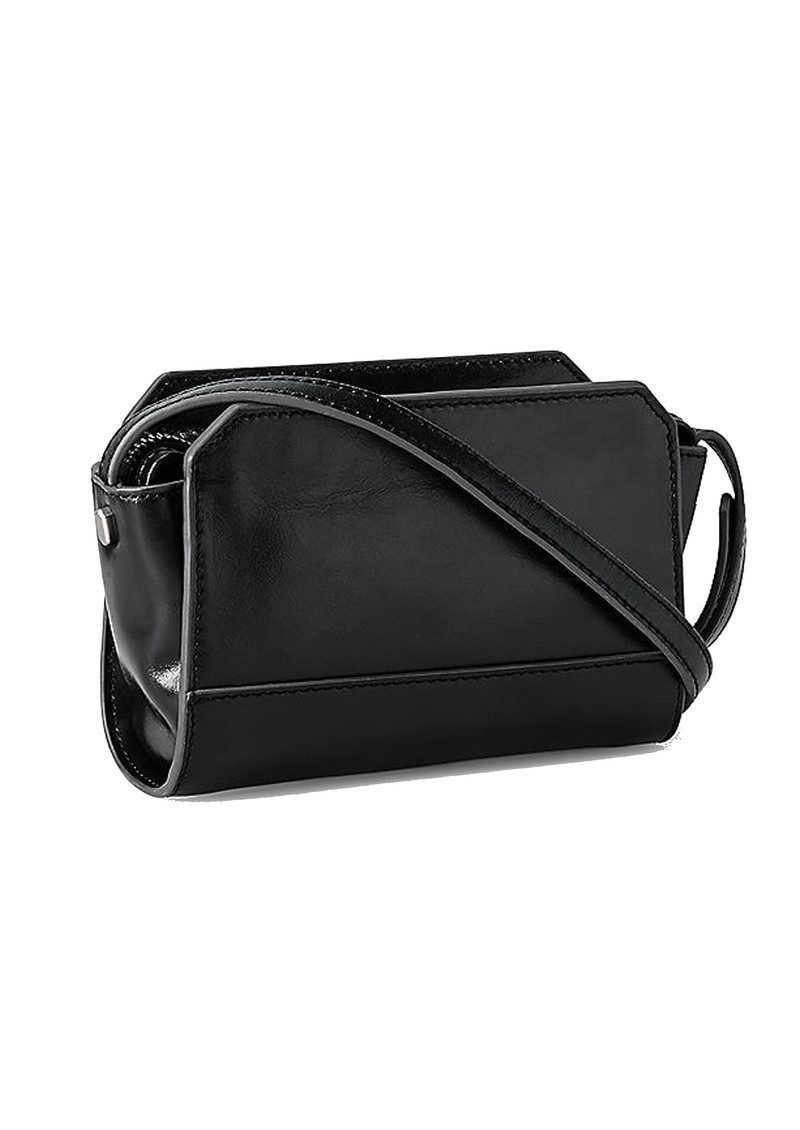 Liebeskind Hollywood Leather Bag - Oil Black  main image