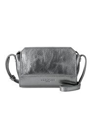 Liebeskind Hollywood Leather Bag - Rock Grey Metallic