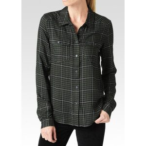 Mya Shirt - Black, Army and Grey
