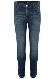 J Brand Alana High Rise Super Skinny Crop Jeans - Cover