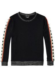 Maison Scotch Relaxed Fit Star Sweater - Colour 08