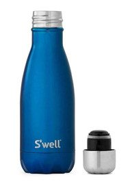 SWELL The Shimmer 9oz Water Bottle - Ocean Blue