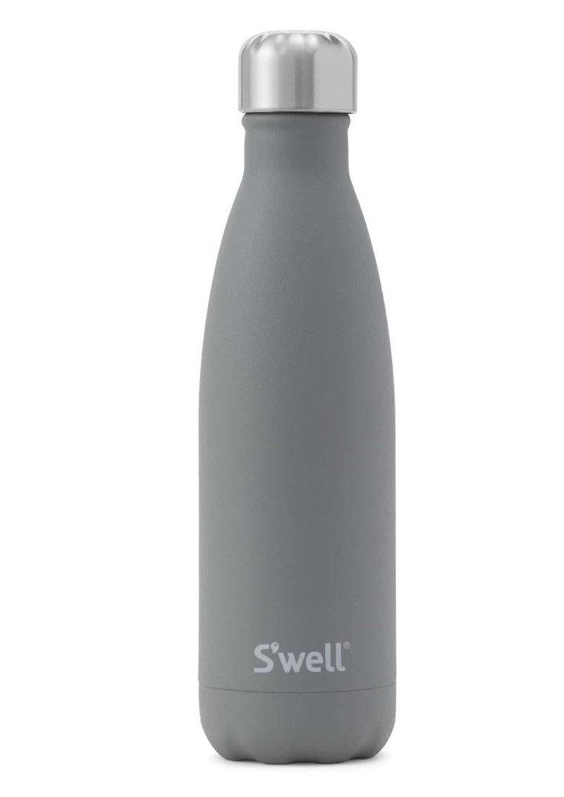 SWELL The Stone 17oz Water Bottle - Smokey Quartz main image