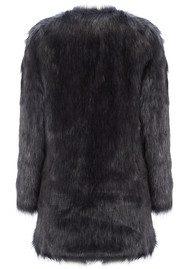 Unreal Fur Midnight Faux Fur Coat - Midnight