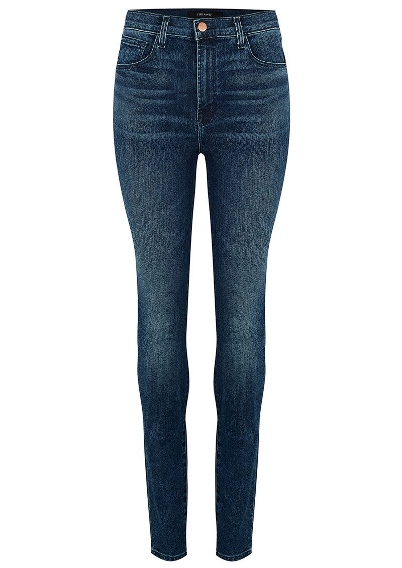 2581bc589c06f Carolina Super High Rise Skinny Jeans - Swift main image