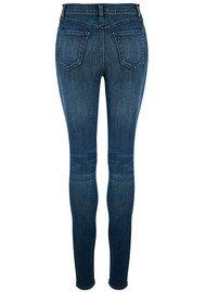 J Brand Carolina Super High Rise Skinny Jeans - Swift