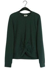 Twist and Tango Adele College Sweater - Forest