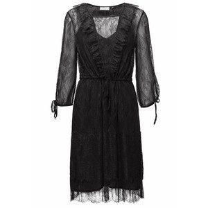 Day Just Lovely Dress - Black