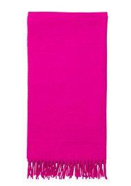 SAMSOE & SAMSOE Accola Maxi Scarf - Pink Glo