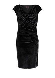 Hale Bob Vinita Velvet Dress - Black
