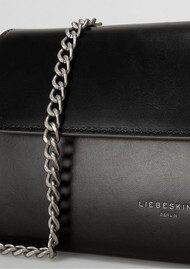 Liebeskind Maria Leather Bag - Oil Black