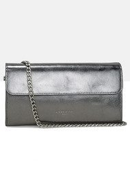 Liebeskind Maria Leather Bag - Rock Grey Metallic