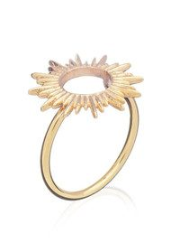 RACHEL JACKSON Sunrays Ring - Gold