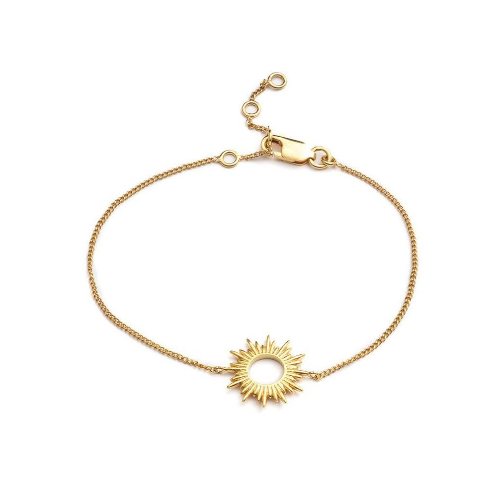 Sunrays Bracelet - Gold