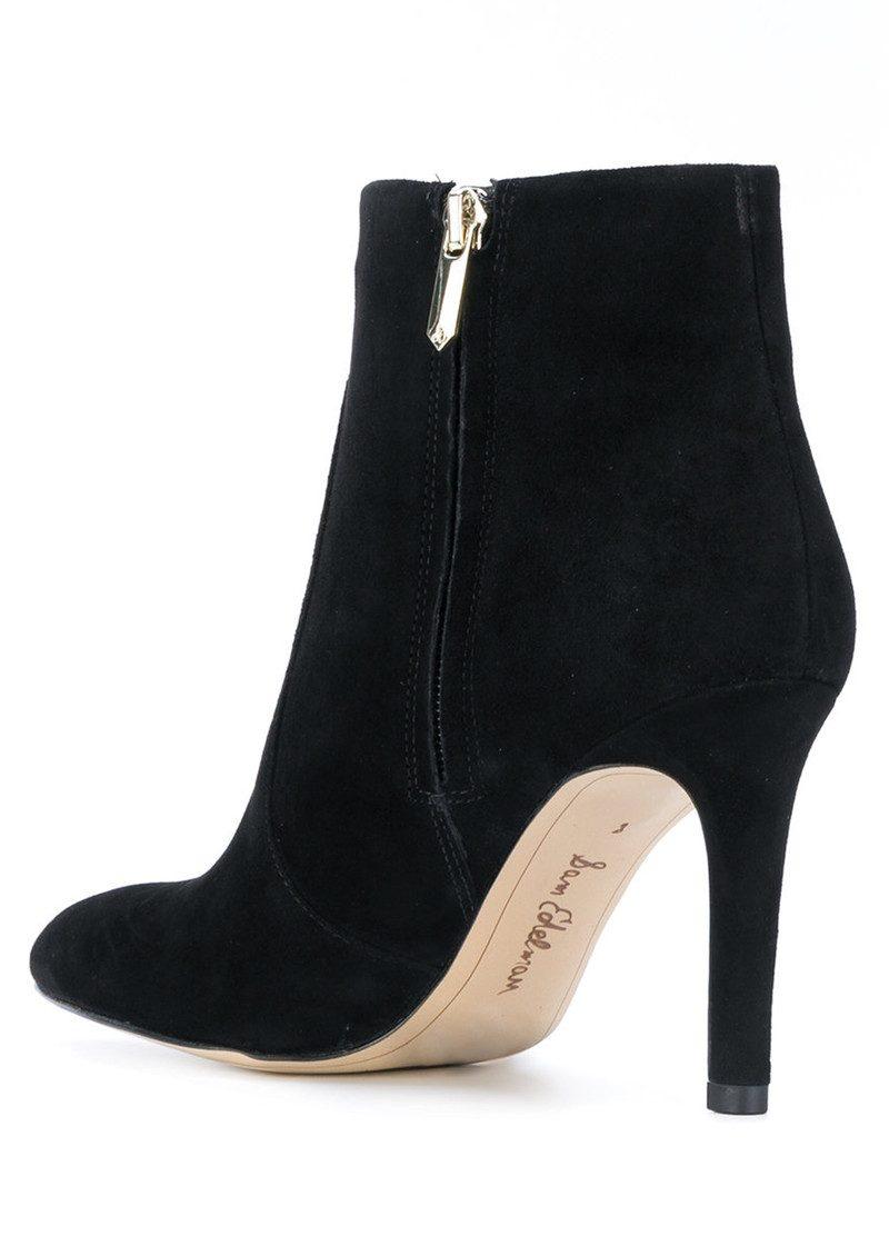 888b3e9196cbb6 Sam Edelman Olette Suede Boots - Black