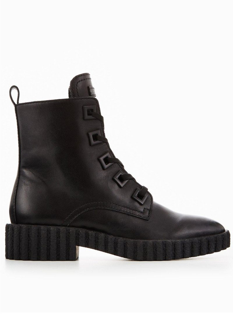 KENDALL & KYLIE Jada Leather Boots - Black main image